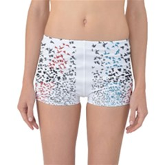 Twenty One Pilots Birds Reversible Boyleg Bikini Bottoms
