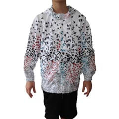 Twenty One Pilots Birds Hooded Wind Breaker (Kids)