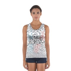 Twenty One Pilots Birds Women s Sport Tank Top
