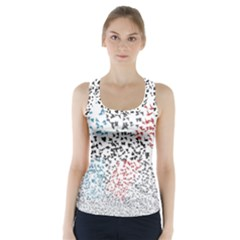 Twenty One Pilots Birds Racer Back Sports Top