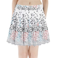 Twenty One Pilots Birds Pleated Mini Skirt