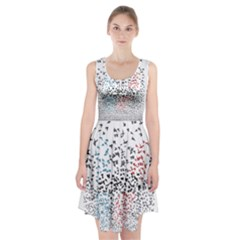 Twenty One Pilots Birds Racerback Midi Dress