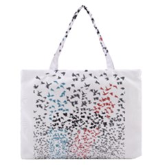 Twenty One Pilots Birds Medium Zipper Tote Bag