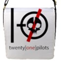 Twenty One Pilots Skull Flap Covers (S)  View1