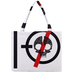 Twenty One Pilots Skull Mini Tote Bag