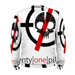 Twenty One Pilots Skull Men s Sweatshirt