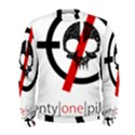 Twenty One Pilots Skull Men s Sweatshirt View1