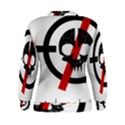 Twenty One Pilots Skull Women s Sweatshirt View2