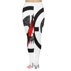 Twenty One Pilots Skull Women s Tights