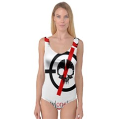 Twenty One Pilots Skull Princess Tank Leotard