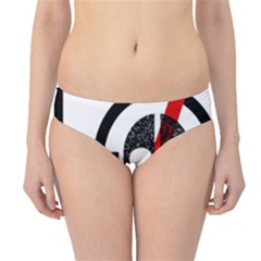 Twenty One Pilots Skull Hipster Bikini Bottoms