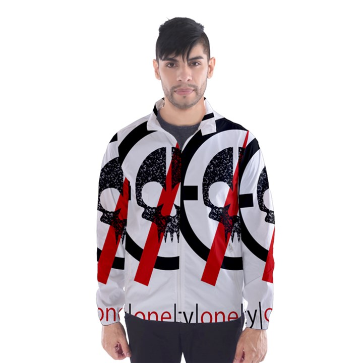 Twenty One Pilots Skull Wind Breaker (Men)