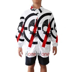Twenty One Pilots Skull Wind Breaker (Kids)