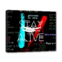 Twenty One Pilots Stay Alive Song Lyrics Quotes Canvas 10  x 8  View1