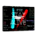 Twenty One Pilots Stay Alive Song Lyrics Quotes Canvas 16  x 12  View1