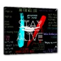 Twenty One Pilots Stay Alive Song Lyrics Quotes Canvas 24  x 20  View1