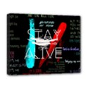 Twenty One Pilots Stay Alive Song Lyrics Quotes Deluxe Canvas 20  x 16   View1