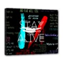 Twenty One Pilots Stay Alive Song Lyrics Quotes Deluxe Canvas 24  x 20   View1