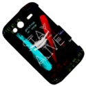 Twenty One Pilots Stay Alive Song Lyrics Quotes HTC Wildfire S A510e Hardshell Case View5