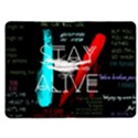 Twenty One Pilots Stay Alive Song Lyrics Quotes Kindle Fire (1st Gen) Flip Case View1