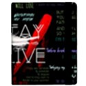 Twenty One Pilots Stay Alive Song Lyrics Quotes Kindle Fire (1st Gen) Flip Case View2