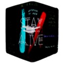Twenty One Pilots Stay Alive Song Lyrics Quotes Kindle Fire (1st Gen) Flip Case View4