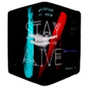 Twenty One Pilots Stay Alive Song Lyrics Quotes Apple iPad 2 Flip Case View4