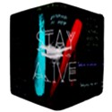 Twenty One Pilots Stay Alive Song Lyrics Quotes Apple iPad Mini Flip Case View4