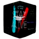 Twenty One Pilots Stay Alive Song Lyrics Quotes Samsung Galaxy Tab 10.1  P7500 Flip Case View4
