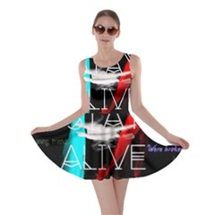 Twenty One Pilots Stay Alive Song Lyrics Quotes Skater Dress
