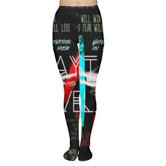 Twenty One Pilots Stay Alive Song Lyrics Quotes Women s Tights