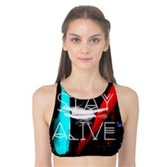Twenty One Pilots Stay Alive Song Lyrics Quotes Tank Bikini Top