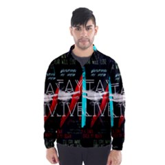 Twenty One Pilots Stay Alive Song Lyrics Quotes Wind Breaker (Men)