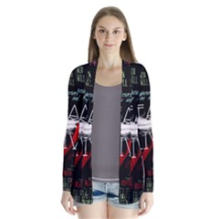 Twenty One Pilots Stay Alive Song Lyrics Quotes Drape Collar Cardigan