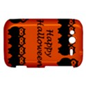 Happy Halloween - owls HTC Wildfire S A510e Hardshell Case View1