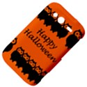 Happy Halloween - owls HTC Wildfire S A510e Hardshell Case View4