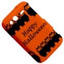 Happy Halloween - owls HTC Wildfire S A510e Hardshell Case View5