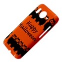 Happy Halloween - owls HTC Desire HD Hardshell Case  View4