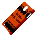 Happy Halloween - owls Samsung Infuse 4G Hardshell Case  View4