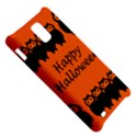 Happy Halloween - owls Samsung Infuse 4G Hardshell Case  View5