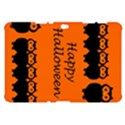 Happy Halloween - owls Samsung Galaxy Tab 10.1  P7500 Hardshell Case  View1