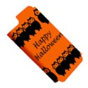 Happy Halloween - owls Apple iPhone 5 Hardshell Case (PC+Silicone) View5
