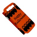 Happy Halloween - owls Samsung Galaxy S III Hardshell Case (PC+Silicone) View5
