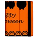 Happy Halloween - owls Apple iPad Mini Flip Case View2