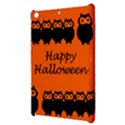 Happy Halloween - owls Apple iPad Mini Hardshell Case View3