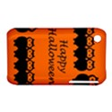 Happy Halloween - owls Apple iPhone 3G/3GS Hardshell Case (PC+Silicone) View1