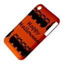 Happy Halloween - owls Apple iPhone 3G/3GS Hardshell Case (PC+Silicone) View4