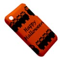 Happy Halloween - owls Apple iPhone 3G/3GS Hardshell Case (PC+Silicone) View5