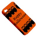 Happy Halloween - owls Apple iPhone 4/4S Hardshell Case (PC+Silicone) View5