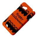 Happy Halloween - owls HTC Desire VC (T328D) Hardshell Case View4